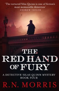 Cover Red Hand of Fury