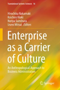 Cover Enterprise as a Carrier of Culture