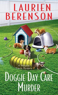Cover Doggie Day Care Murder