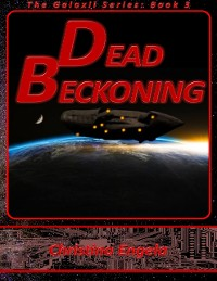 Cover The Galaxii Series Book 3 - Dead Beckoning