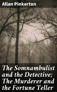Cover The Somnambulist and the Detective; The Murderer and the Fortune Teller