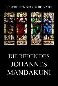Cover Die Reden des Johannes Mandakuni