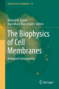 Cover The Biophysics of Cell Membranes