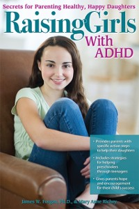 Cover Raising Girls with ADHD