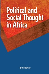 Cover Political and Social Thought in Africa
