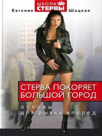 Cover Стерва покоряет большой город. Основы для рывка вперед