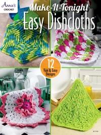 Cover Make-It-Tonight Easy Dishcloths