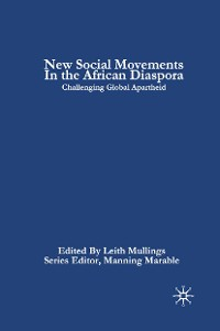 Cover New Social Movements in the African Diaspora