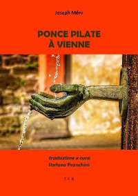 Cover Ponce Pilate à Vienne