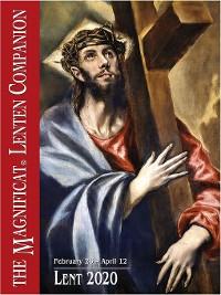 Cover 2020 Magnificat Lenten Companion