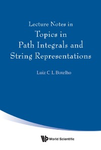 Cover Lecture Notes In Topics In Path Integrals And String Representations