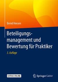 Cover Beteiligungsmanagement und Bewertung für Praktiker