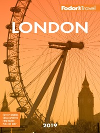 Cover Fodor's London 2019