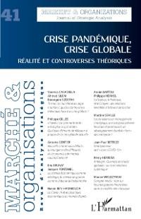 Cover Crise pandemique, crise globale