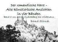 Cover Der romantische Harz - Alte künstlerische Ansichten in vier Bänden