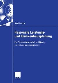Cover Regionale Leistungs- und Krankenhausplanung
