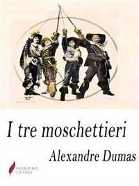 Cover I tre moschettieri
