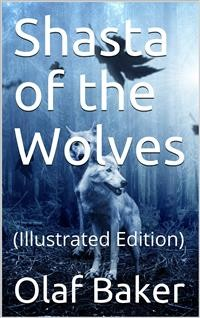 Cover Shasta of the Wolves