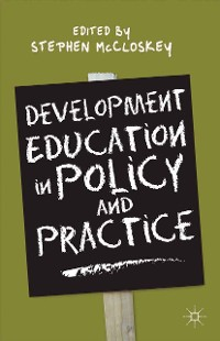Cover Development Education in Policy and Practice