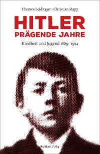 Cover Hitler - prägende Jahre