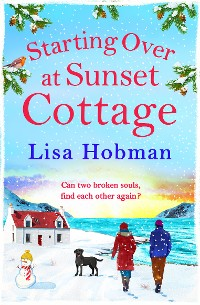 Cover Starting Over At Sunset Cottage