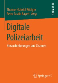 Cover Digitale Polizeiarbeit