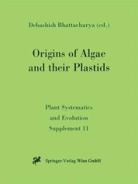 Cover Origins of Algae and their Plastids