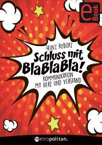 Cover Schluss mit Bla bla bla!