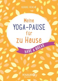 Cover Meine Yoga-Pause für zu Hause