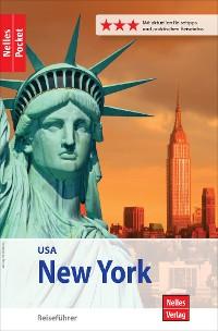 Cover Nelles Pocket Reiseführer New York