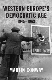Cover Western Europe's Democratic Age