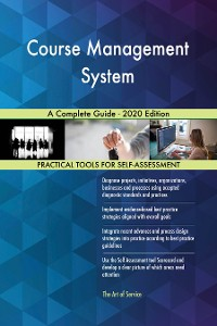 Cover Course Management System A Complete Guide - 2020 Edition