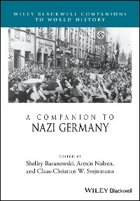 Cover A Companion to Nazi Germany