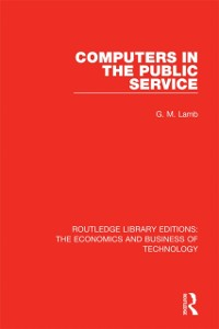 Cover Computers in the Public Service