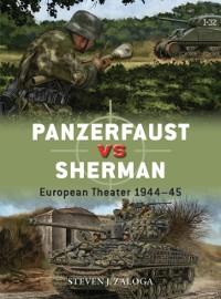 Cover Panzerfaust vs Sherman