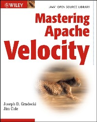Cover Mastering Apache Velocity