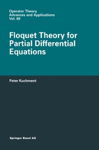 Cover Floquet Theory for Partial Differential Equations