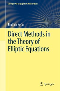Cover Direct Methods in the Theory of Elliptic Equations