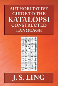 Cover Authoritative Guide to the Katalopsi Constructed Language