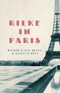Cover Rilke in Paris