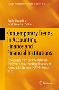 Cover Contemporary Trends in Accounting, Finance and Financial Institutions