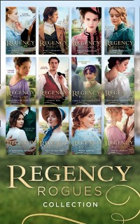 Cover Regency Rogues Complete Collection