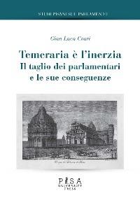 Cover Temeraria è l'inerzia