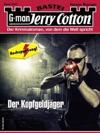 Cover Jerry Cotton 3337 - Krimi-Serie
