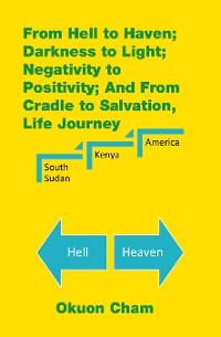 Cover From Hell to Haven; Darkness to Light; Negativity to Positivity; and from Cradle to Salvation, Life Journey