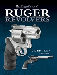 Cover Gun Digest Book of Ruger Revolvers