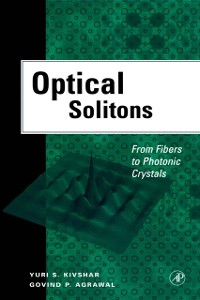 Cover Optical Solitons