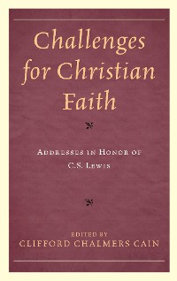 Cover Challenges for Christian Faith