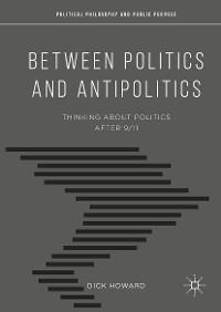 Cover Between Politics and Antipolitics