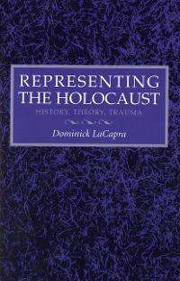 Cover Representing the Holocaust